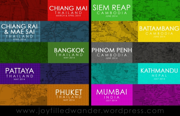 travel graphic for asia blog with address