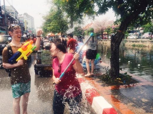 Chiang Mai Songkran