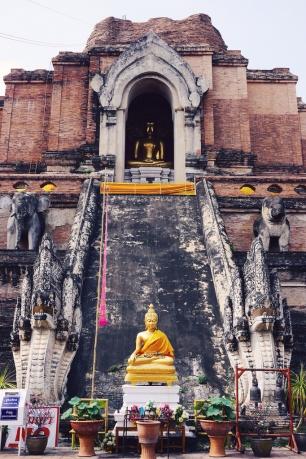 Buddha staircase