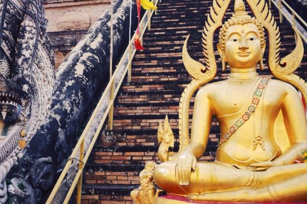 closeup Buddha