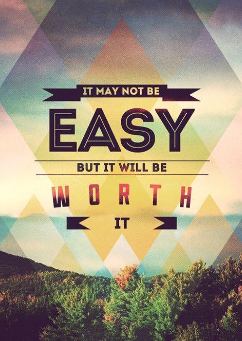 easy worth it