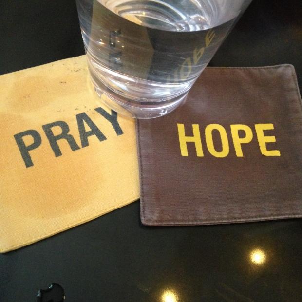 pray hope