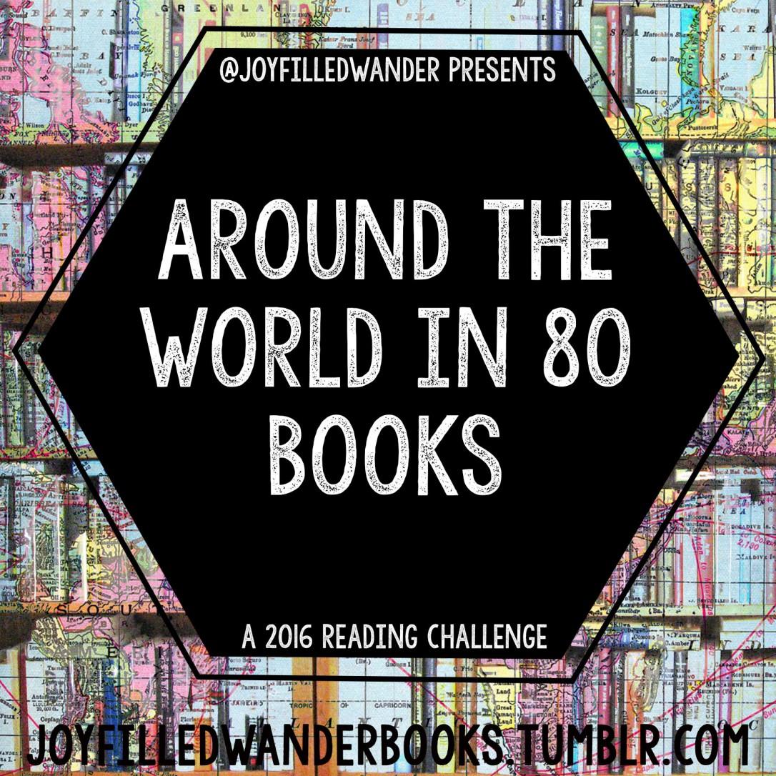 around the world in 80 books 2016