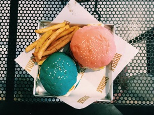 Doodle Burger