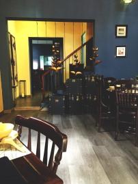 Ngon Villa dining room