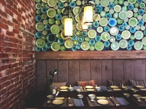 Beautiful design of Home Restaurant