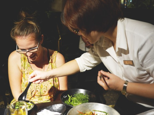 """Trying """"Cha ca lang"""" in Hanoi"""