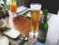Local Hanoi beer