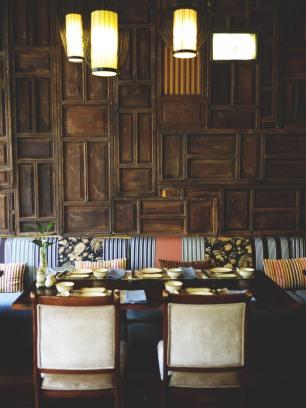 Beautiful design of Home Restaurant