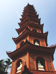 Chùa Trấn Quốc Buddhist Temple