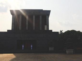 Tomb of Ho Chi Minh