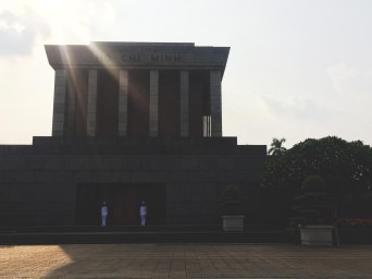 Tomb of Ho Chi Minh