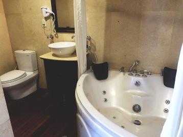 This bathroom though!