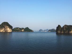 Cruising HaLong Bay