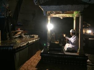 Cave temple on Nusa Penida