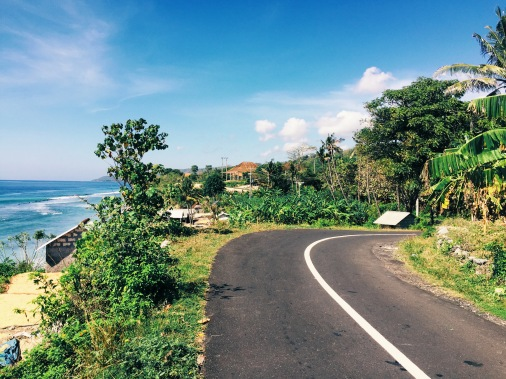 The journeys of Nusa Penida