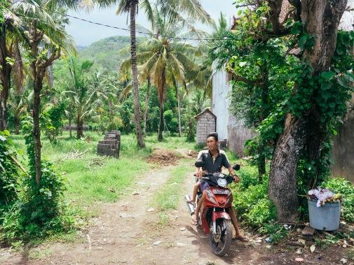 Amed village