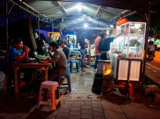 Street Food Dining