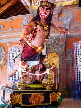 Monsters in Bali