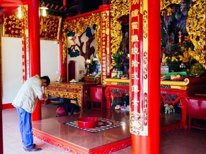 Phu Tay Ho Temple