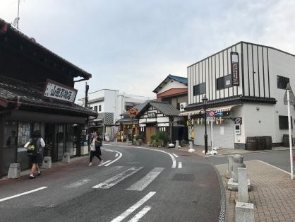 Downtown Narita