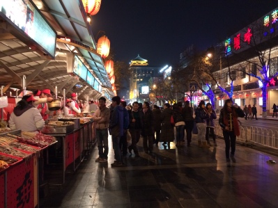 Beijing Street Food Market