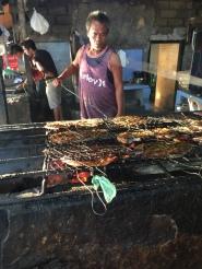Fish Grills at Jimbaran Fish Market