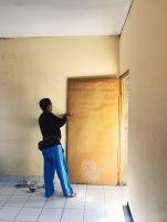 Another door, another repair