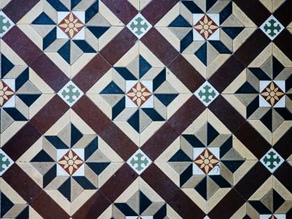 Blue Mansion Tiles