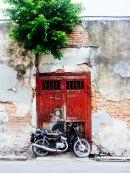 Penang Motorbike Street Art