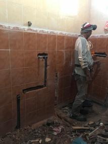 Guest Bath Renovation